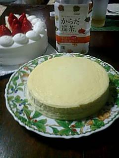 チーズケーキ第二弾
